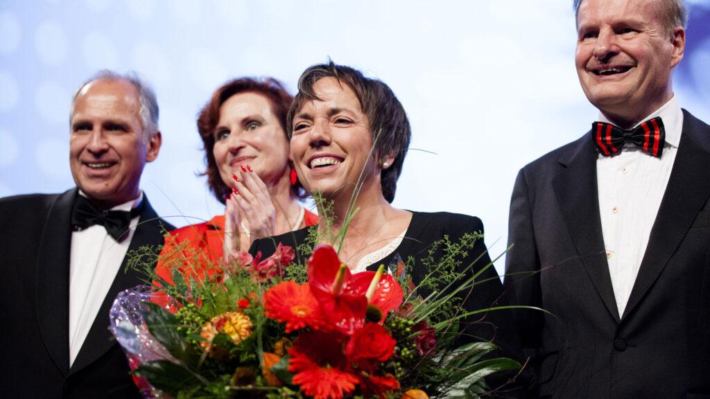 Werner Tiki Küstenmacher, Gaby S. Graupner, Margot Käßmann