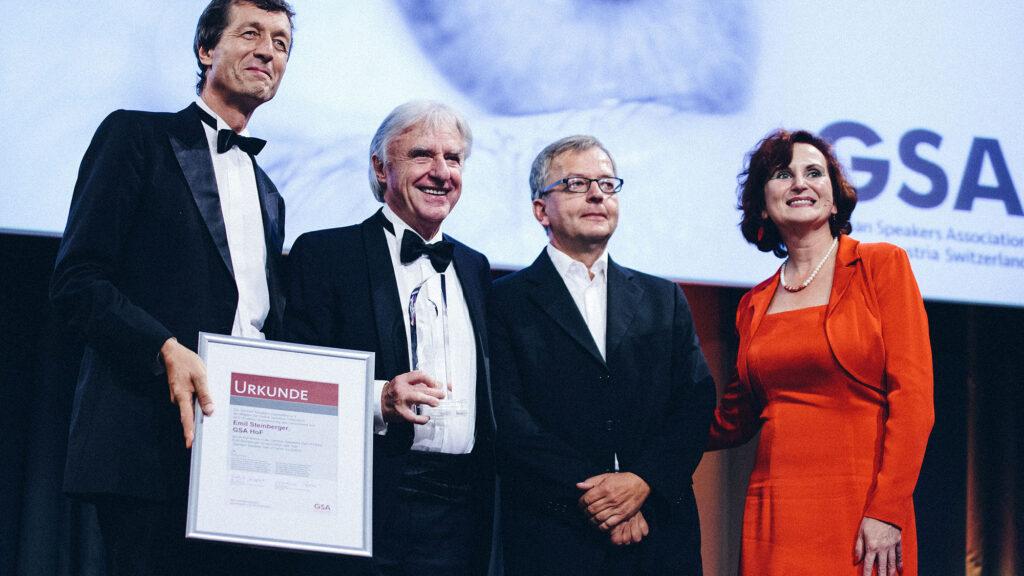 Michael Rossié, Emil Steinberger, Gaby S. Graupner