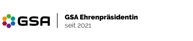 GSA Ehrenpräsidentin Seit 2021